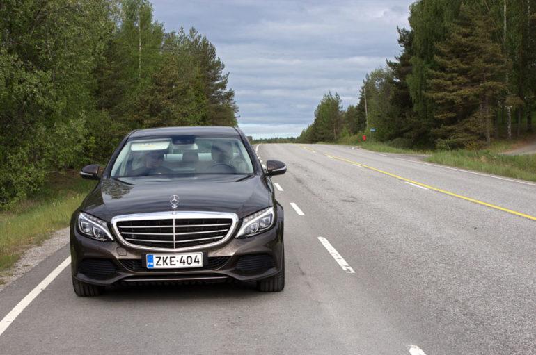 Road trip: Mercedes-Benz C200