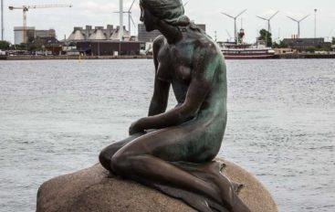 Kööpenhamina – Merenneito ja muita eväkkäitä
